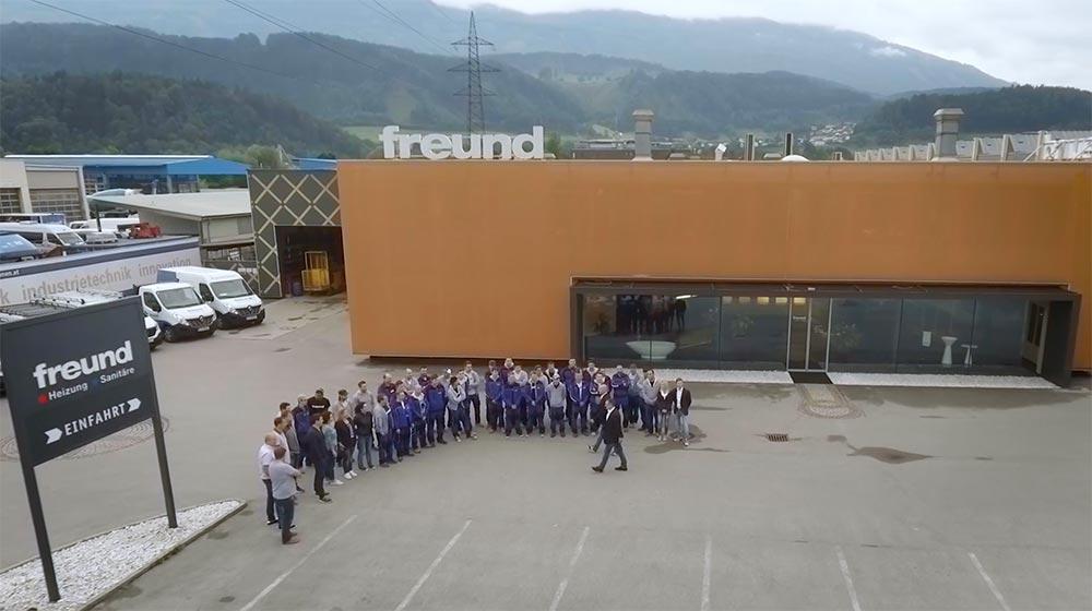 Tirol Film - Freund Installationen