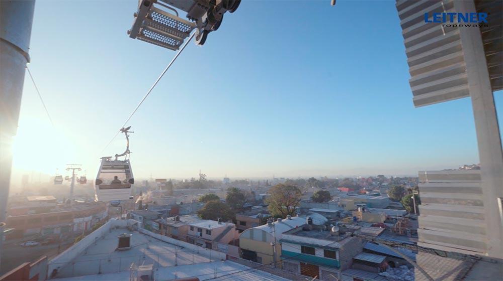 Tirol Film - LEITNER ropeways - Mexico