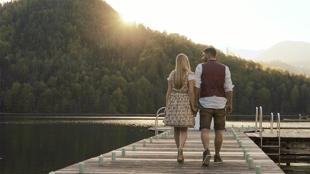 Tirol Film - Trachten Stolzer - Werbespot