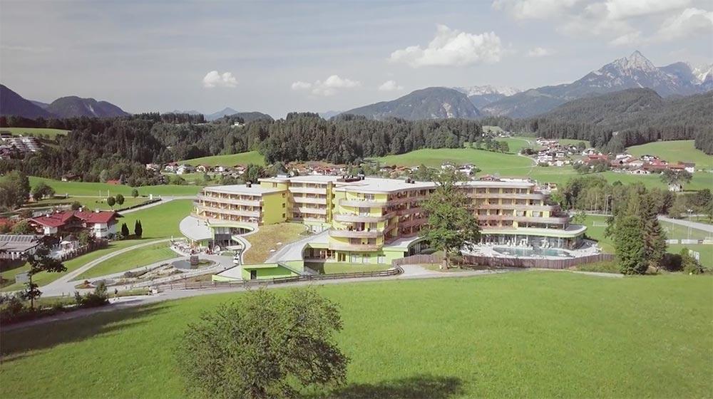 Tirol Film - Das Sieben - Hotelvideo