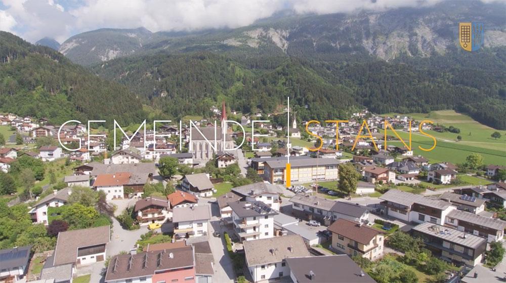 Tirol Film - Gemeinde Stans - Drohne