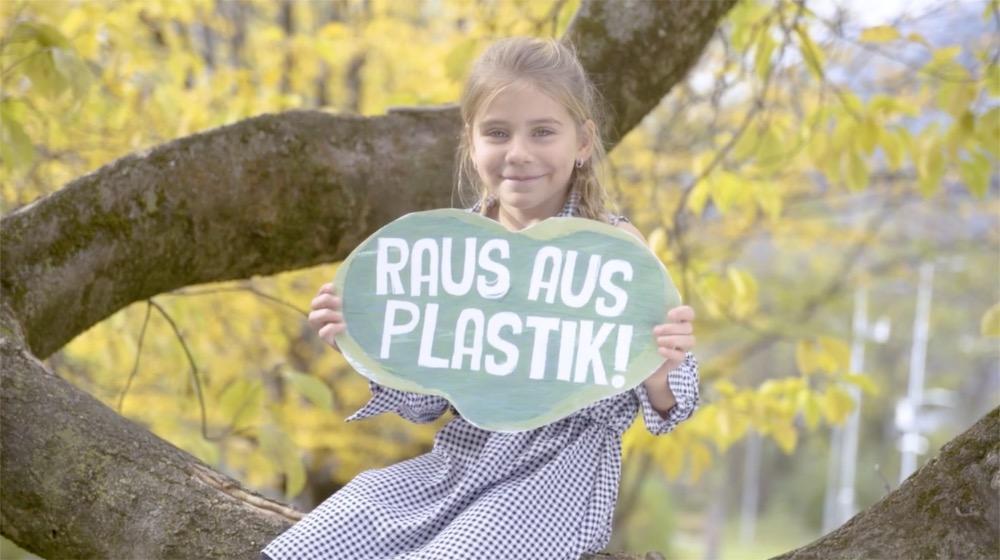 Raus aus Plastik REWE - Social Media Clip